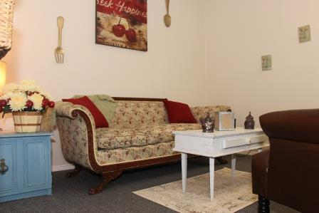 Loving Life Therapy Counseling Room